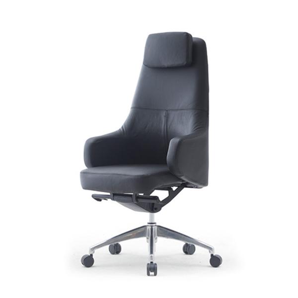 CONTEMPO 임원용 의자 헤드레스트형 ACH0300SAA