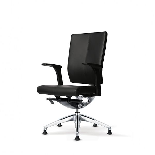KARTA 천연가죽 임원용 의자 회의용 ACH0502LAA