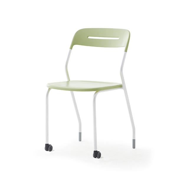COUPLE 후면 글라이드 기본형 다용도 의자 DCH1001HPP