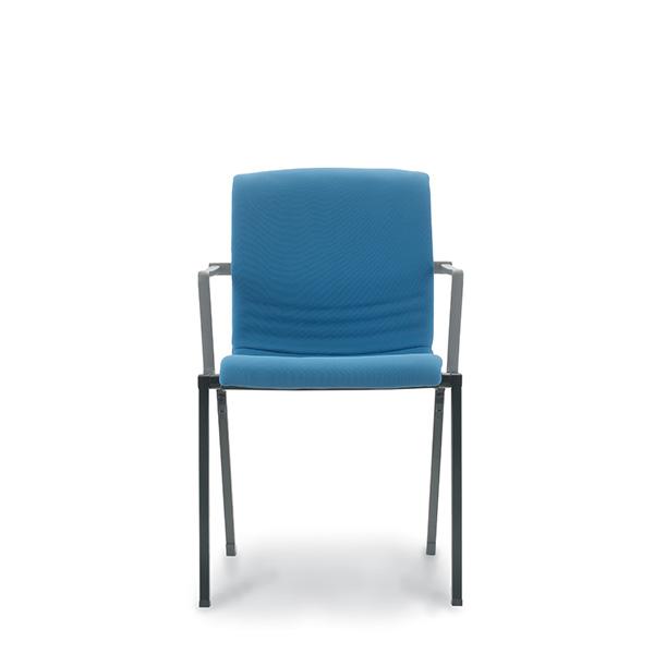 INIT 팔걸이 패드 부착형 다용도 의자 DCH1400GFF