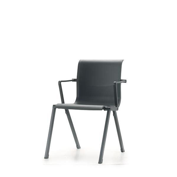 INIT 팔걸이 부착형 다용도 의자 DCH1400GPP