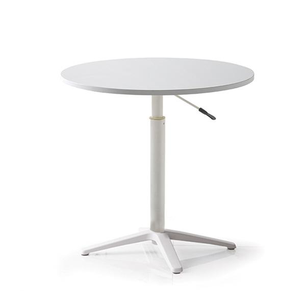 HILO TABLE 높이 조절 원형 테이블 SMT0701